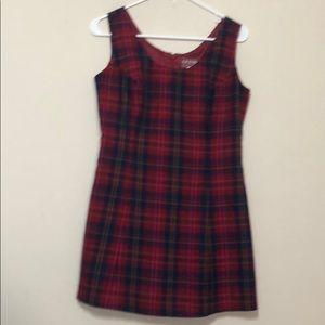 Guess plaid dress